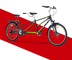 İki Kişilik Bisiklet
