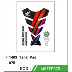 Motosiklet Tankpad 1403-075 Gogo Desing 1. Kalite Alman Malı