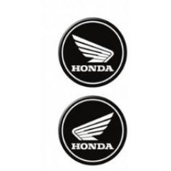 Damla Sticker Honda Siyah