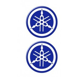Damla Sticker Yamaha Mavi