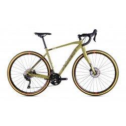 Peugeot Gravel Gr14 Yol Bisikleti Yeşil 50cm
