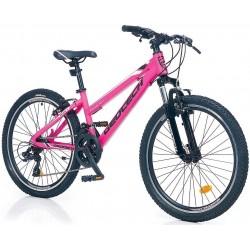 Geotech Path 24 Econ 1 21 Vites 24 Jant Çocuk Bisikleti Mor