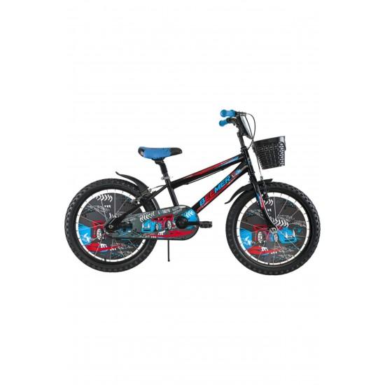 Tunca Beemer 20 Çocuk Bisikleti Mavi 2021 Model