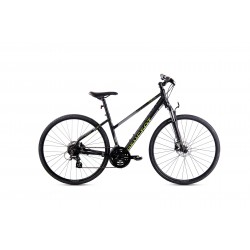 Puegeot T14 Fsl 28 Jant Şehir Bisikleti Siyah - Yeşil 43cm