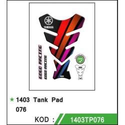 Motosiklet Tankpad 1403-076 Gogo Desing 1. Kalite Alman Malı