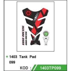 Motosiklet Tankpad 1403-099 Gogo Desing 1. Kalite Alman Malı
