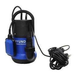 Hyundai HFP400Q Plastik Gövdeli Temiz Su Dalgıç Pompa 400W