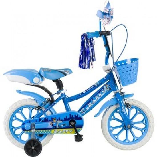 Tunca Baffy 15 Jant Çocuk Bisikleti Mavi