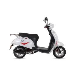 Motosiklet Falcon Soft 50 Cc Scooter Mavi
