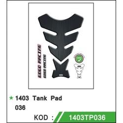 Motosiklet Tankpad 1403-036 Gogo Desing 1. Kalite Alman Malı