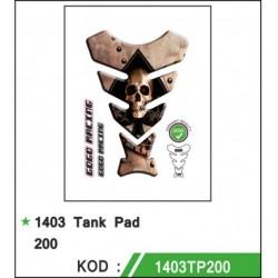 Motosiklet Tankpad 1403-200 Gogo Desing 1. Kalite Alman Malı