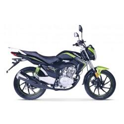 Motosiklet Falcon Mexico 150 Yeşil-Siyah