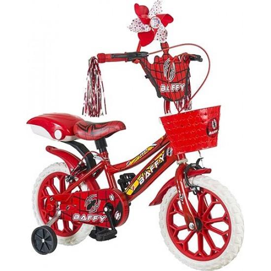 Tunca Baffy 15 Jant Çocuk Bisikleti Kırmızı