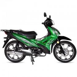 Motosiklet Falcon Master 50 Cc Cub Yeşil