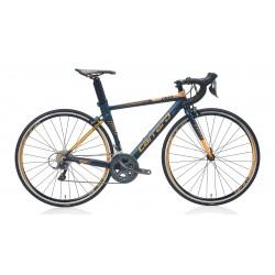 Carraro Race 022 Yol Yarış Bisikleti Lacivert - Kahverengi 54cm