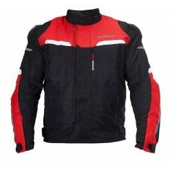 Andes Pikes Outer Motosiklet Montu L Beden Kırmızı - Siyah