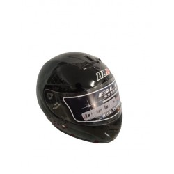 Bld 918 Boyunluklu Siyah Motosiklet Kask ( L Beden )
