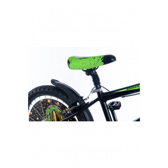 Tunca Beemer 16 Çocuk Bisikleti Yeşil 2021 Model