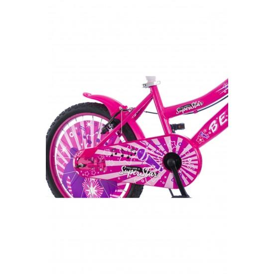 Tunca Beemer 20 Çocuk Bisikleti Pembe 2021 Model