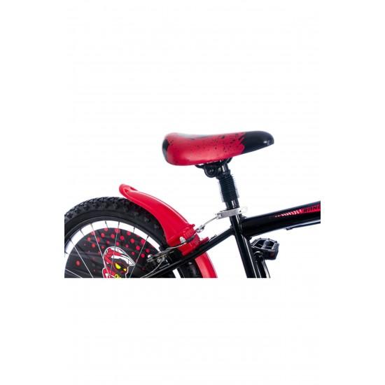 Tunca Beemer 20 Çocuk Bisikleti Kırmzı 2021 Model