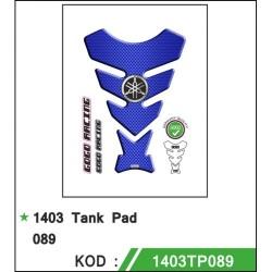 Motosiklet Tankpad 1403-089 Gogo Desing 1. Kalite Alman Malı