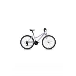 Peugoet M 16 26 Jant 21 Vites Bayan Bisikleti Pembe
