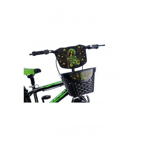 Tunca Beemer 20 Çocuk Bisikleti Yeşil 2021 Model