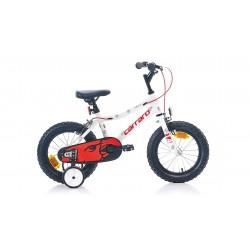 Carraro Red Eagle 14 Çocuk Bisikleti Beyaz - Kırmızı