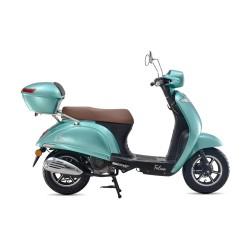 Motosiklet Falcon New Soft 50 Scooter Mavi