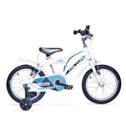 16 Jant Çocuk Bisikleti Falcon Chıco Siyah - Mavi