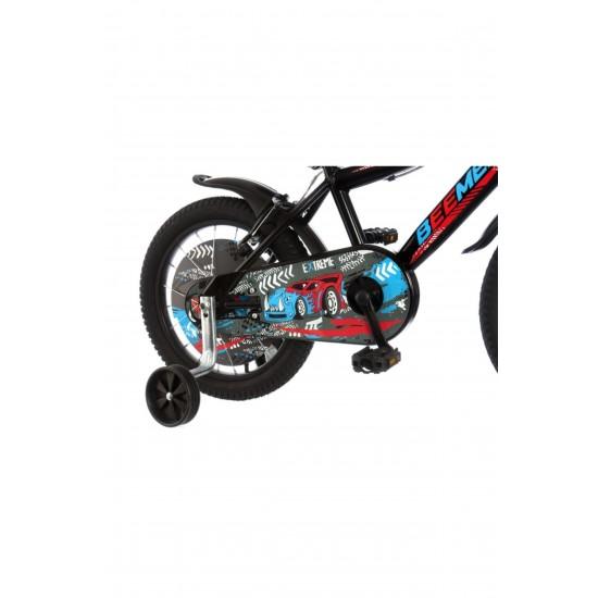 Tunca Beemer 16 Çocuk Bisikleti Mavi 2021 Model