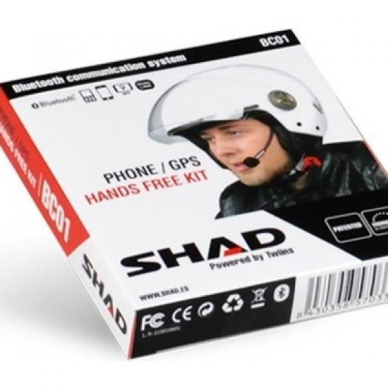 Shad Bc01 Bluetooth İntercom