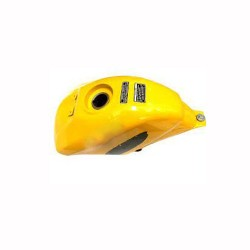 Benzin Deposu Arora Racing 150 Sarı